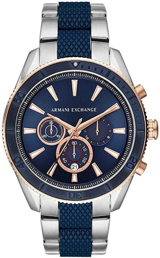 Striking new Armani Exchange Chronograph Men's Watch
