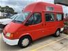 1996 Ford Transit Camper Van