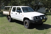 2004 Toyota Hilux 4WD 5 seater Dual Cab Ute