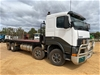1999 Volvo FH12 8 x 4 Tray Top