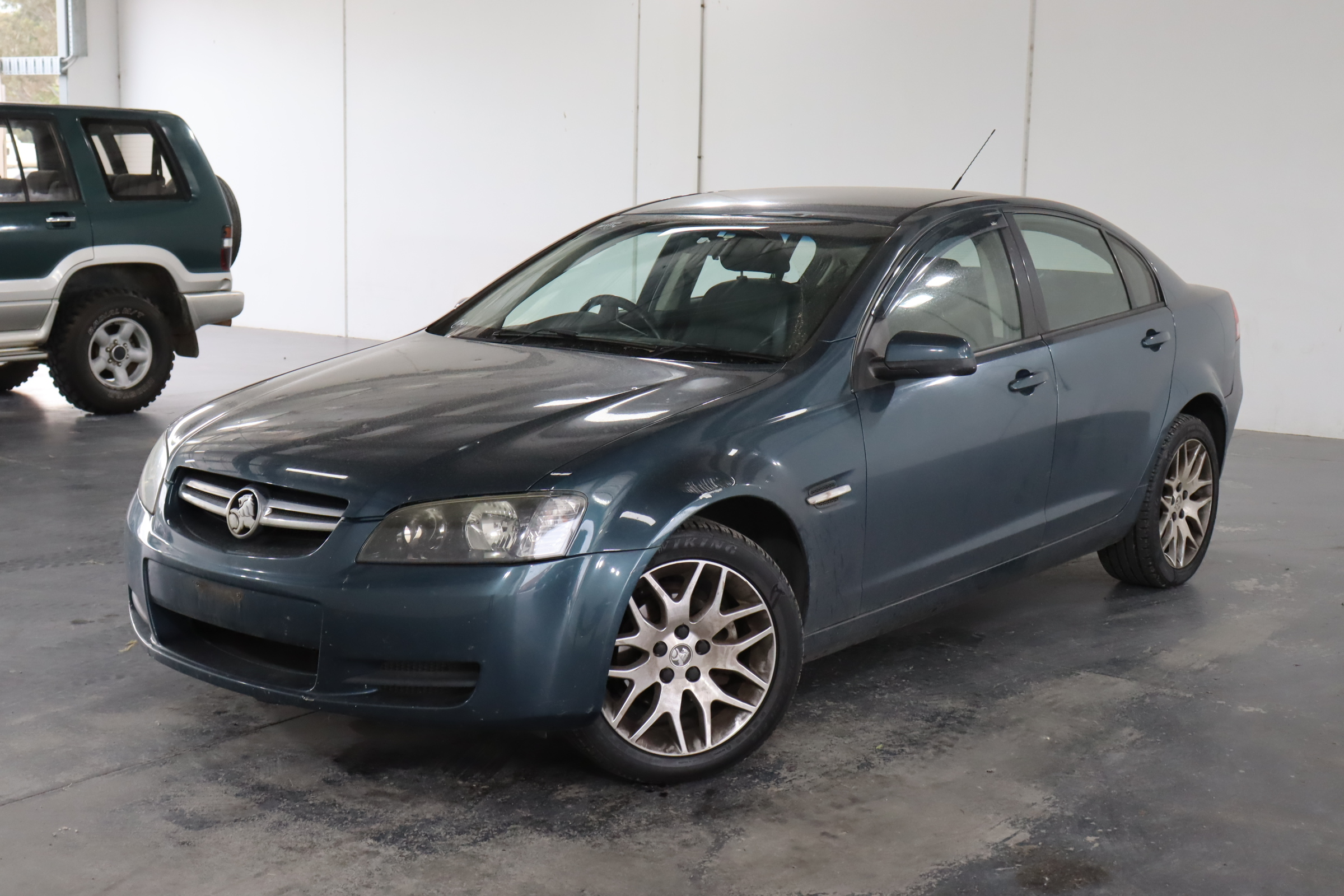 2008 Holden Commodore Omega VE AT Sedan (WOVR Inspected)