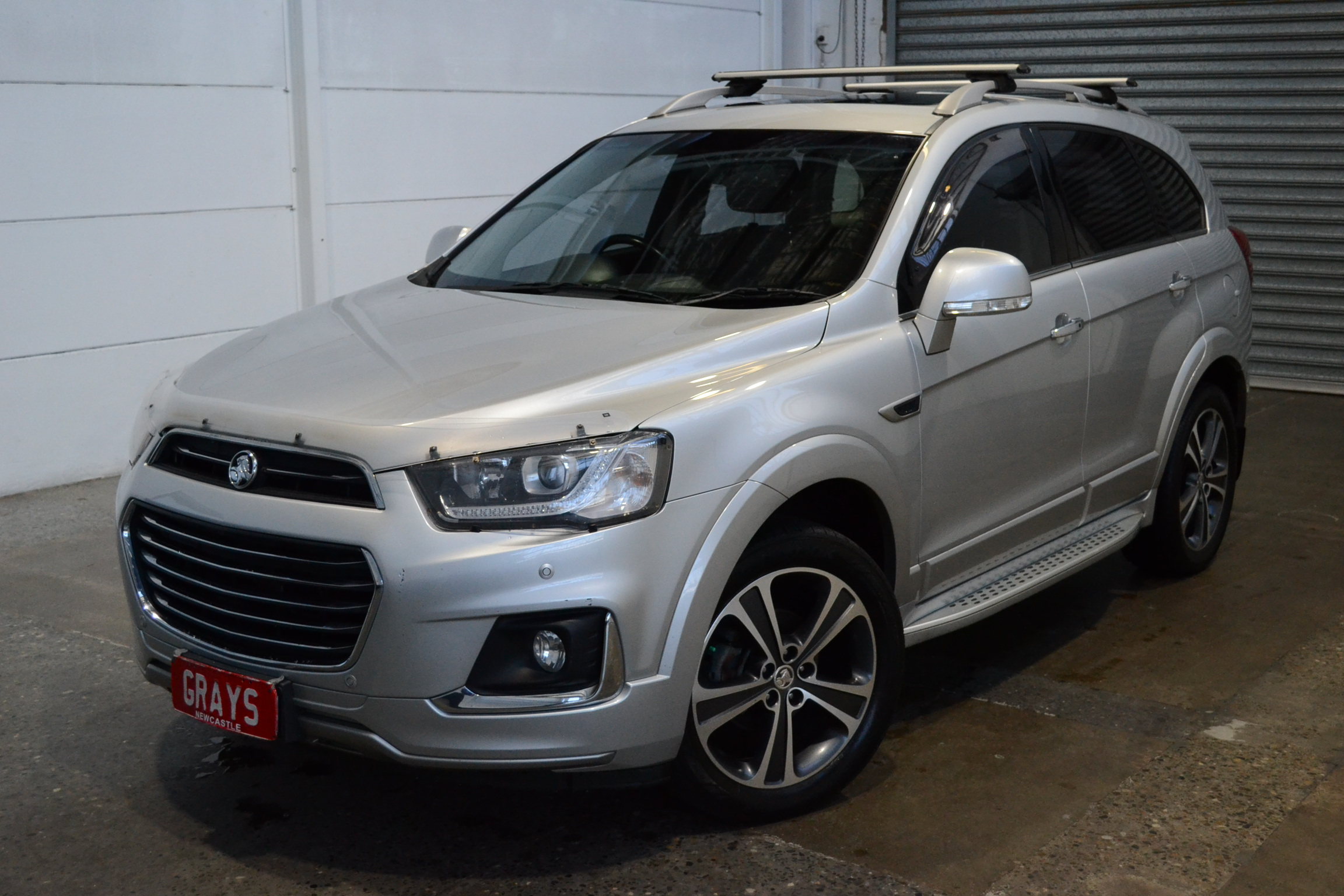 2016 Holden Captiva 7 LTZ AWD CG II Turbo Diesel Automatic 7 Seats Wagon