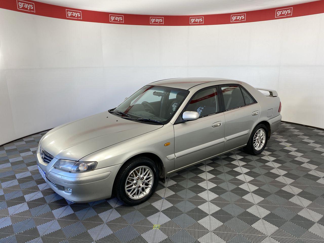 2002 Mazda 626 Classic GF Automatic Sedan