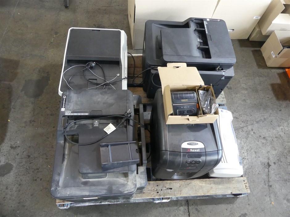 Assorted Office Equipment