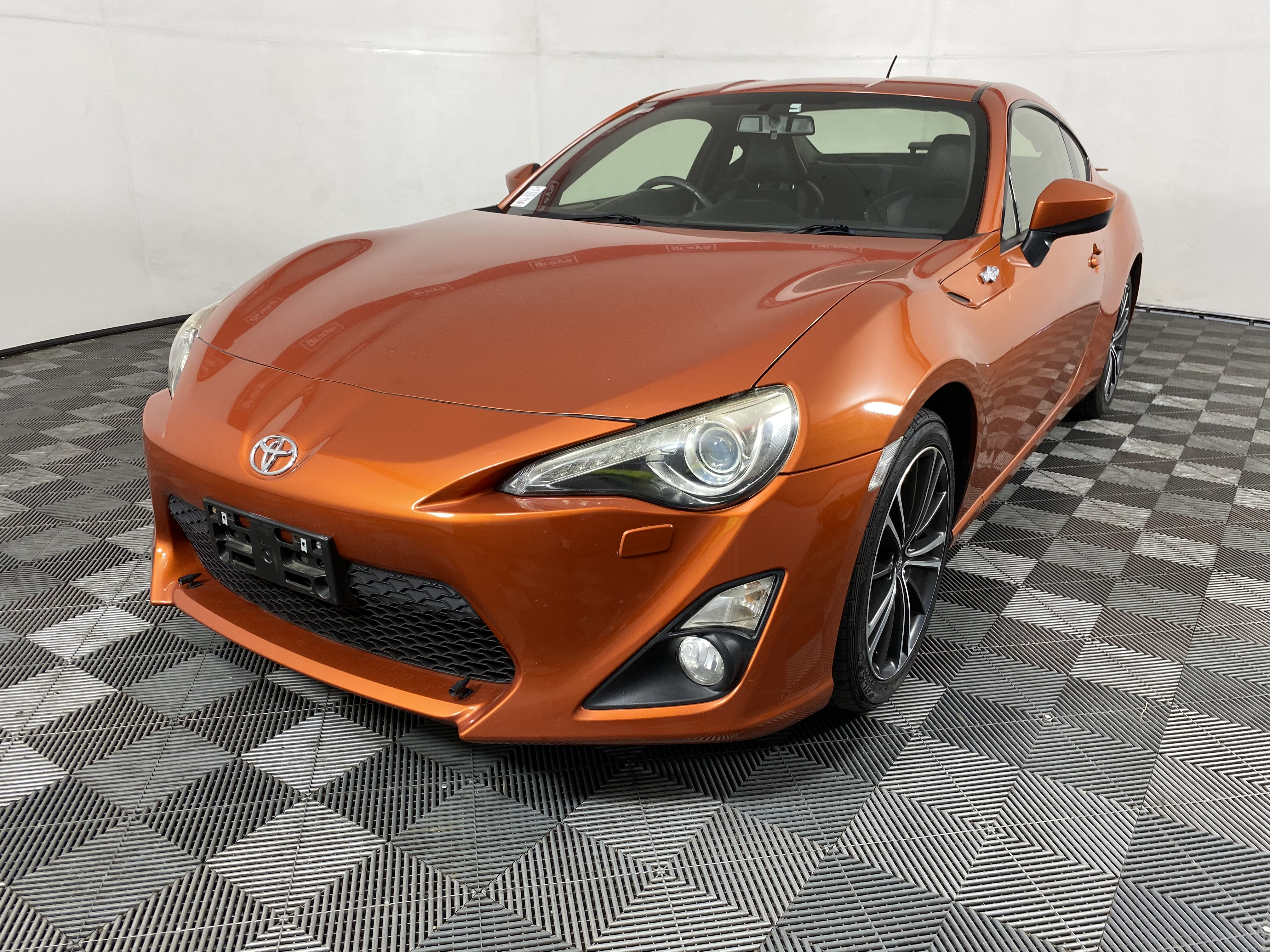 2013 Toyota 86 GTS ZN6 Automatic Coupe