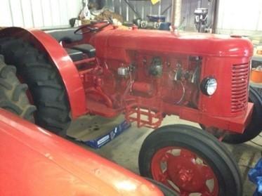 David Brown Cropmaster Tractor