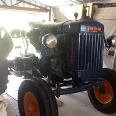 1949 (Approx) E27 Fordson Tractor