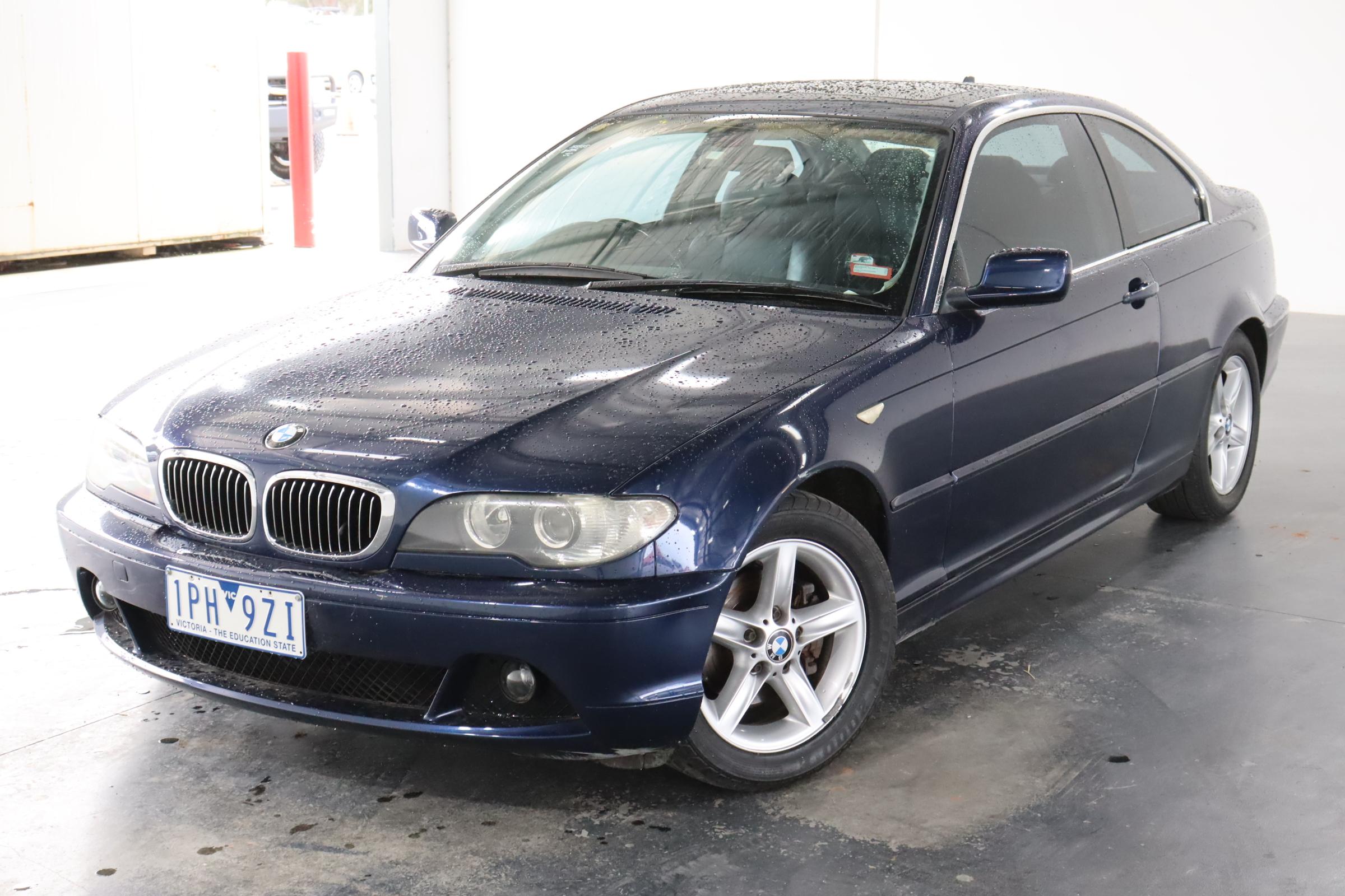 2003 BMW 320Ci E46 Automatic Coupe