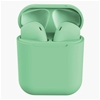 Wireless Bluetooth Earphones with Charging Case (Green)