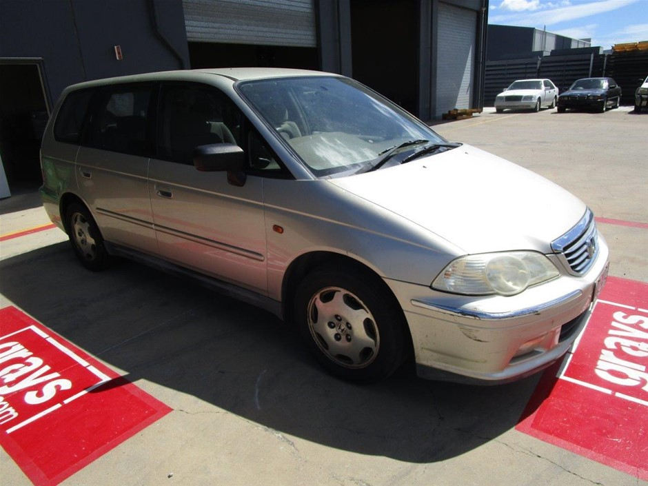 2002 Honda Odyssey 7 FWD Automatic People Mover