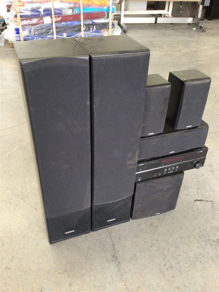 Yamaha Live Stage 5400 Home Theatre System