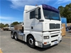 <p>2007 MAN TG A 26.530 6 x 4 Prime Mover Truck</p>