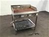 <p>S/Steel Cookon FlatTop Grill (Non-Gas Compliant)</p>