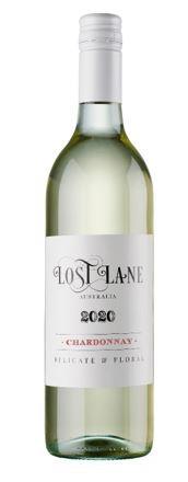 Lost Lane Chardonnay 2020 (12 x 750mL) Hunter Valley, NSW