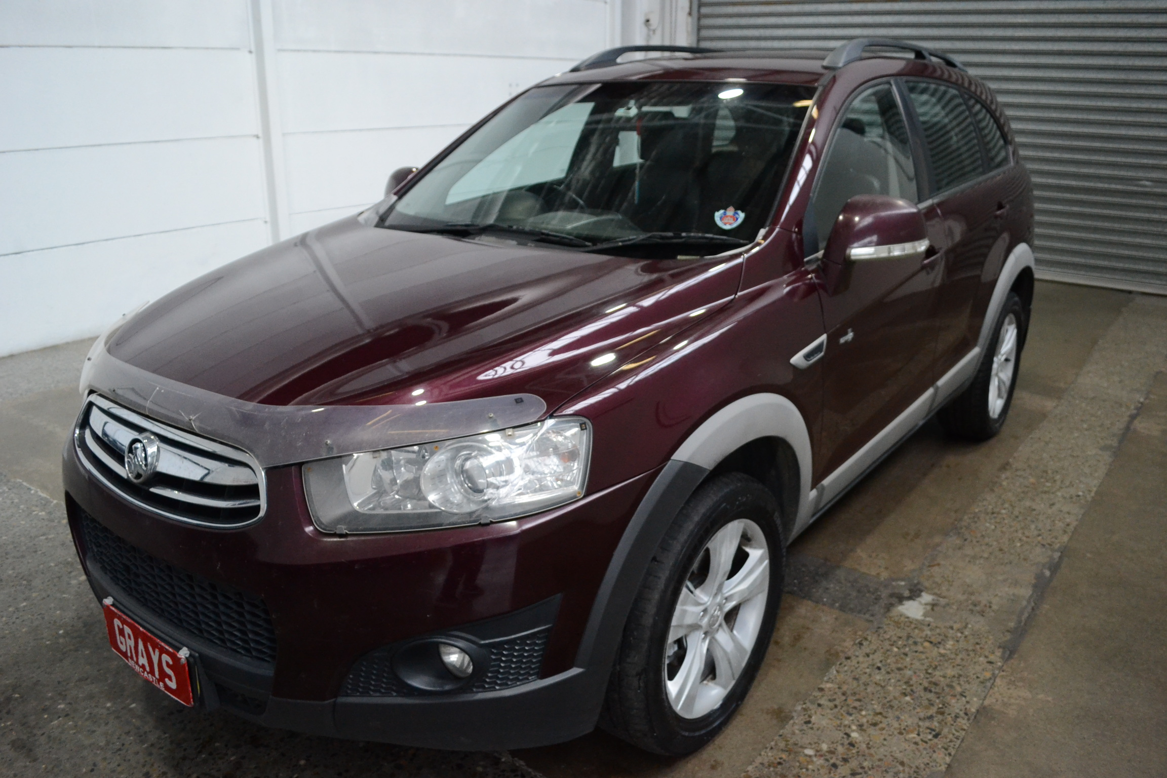 2011 Holden Captiva 7 CX AWD CG II Automatic 7 Seats Wagon