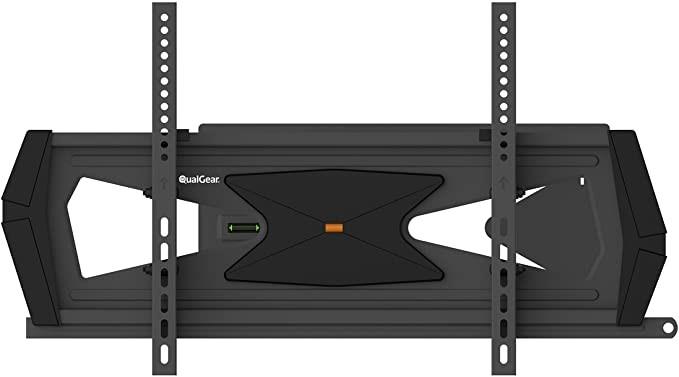 QUALGEAR Heavy Duty Full Motion TV Wall Mount For 37``- 70`` Flat Panel & C