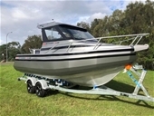 Unused 2021 WILDSEA 805 Limited Hard Top Cuddy Cabin Boat