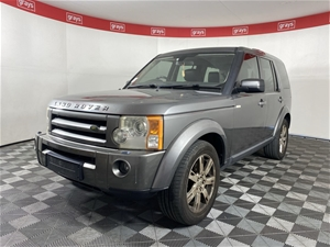 2009 Land Rover Discovery 3 SE Series II