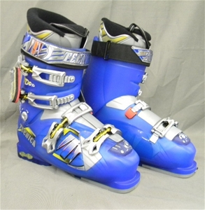 ski boots tecnica modo 10 royal blue size uk 8 5 eu 42 5