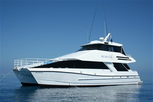 "2000 Dive/Charter Boat ""Seastar 1"""