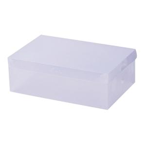 Set of 20 Clear Foldable Portable Shoe B