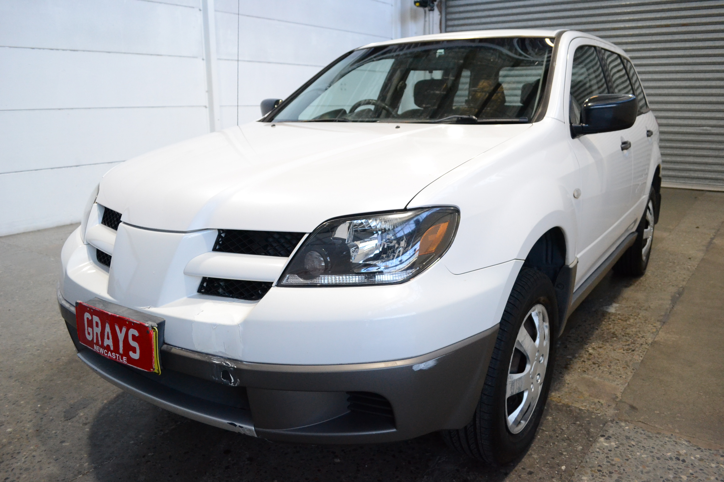 2003 Mitsubishi Outlander LS ZE Automatic Wagon