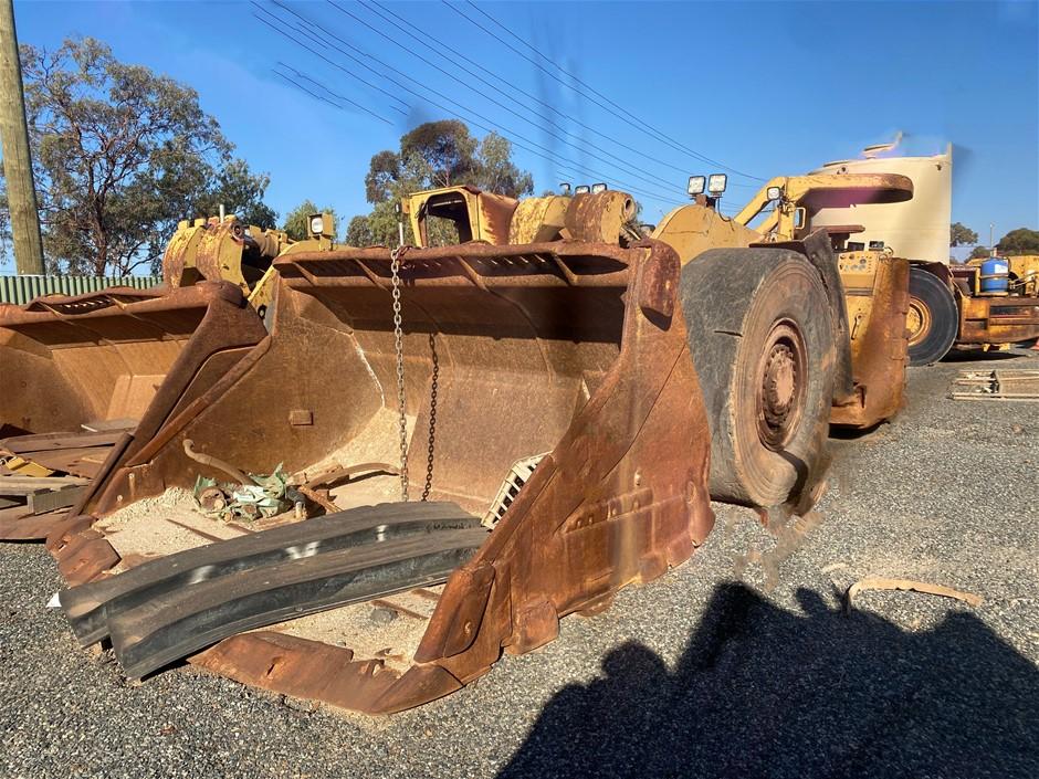 Caterpillar (Elphinstone) R1500 Undergraound Wheel Loader