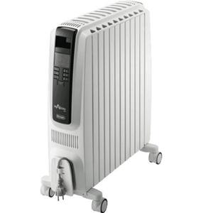 DeLONGHI Electric Oil Filled Radiator, M