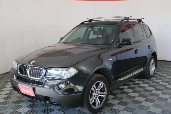 2008 BMW X3 xDrive20d T/Diesel Auto AWD SUV 162,040 kms