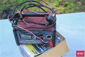 Pro User DBC6 6V & 12V DC Battery Charge