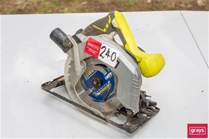 "Ryobi RCS1600 Electric 7"" Circurlar Saw"