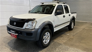 2003 Holden Rodeo LX (4x4) RA Automatic