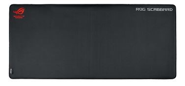 ASUS ROG Scabbard Extended gaming mouse pad with superior durability