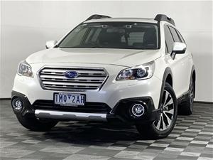 2018 Subaru Outback 2.5i Premium B6A CVT