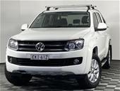 Unreserved 2013 Volkswagen Amarok TDi 400 Trendline (4x4)