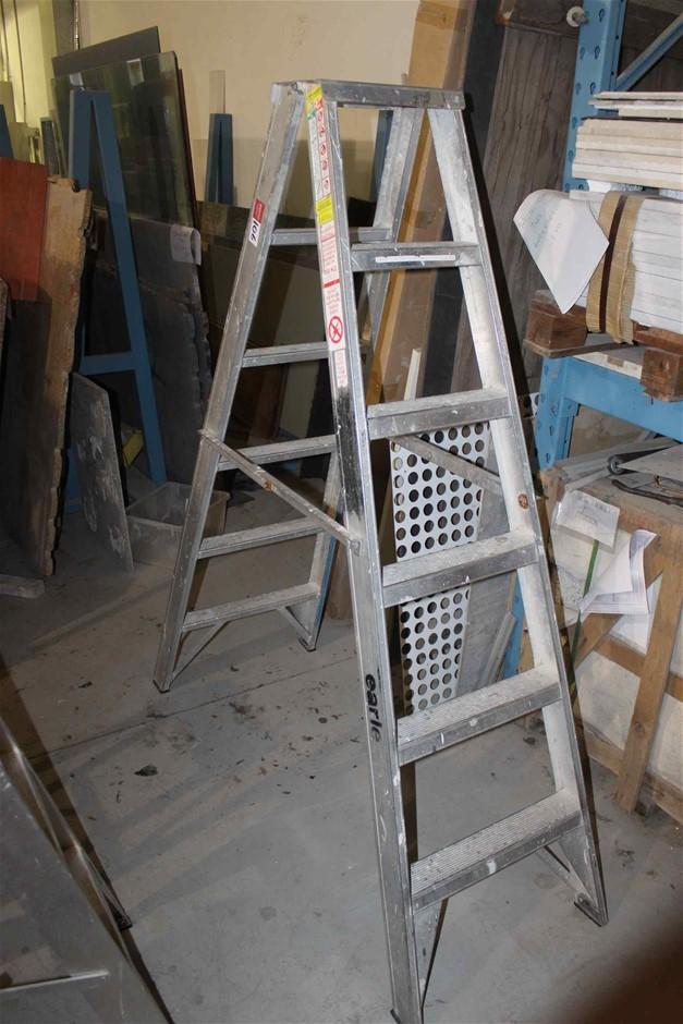 Step Ladder Aluminium