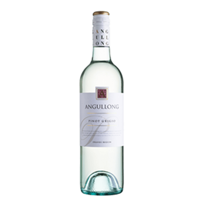 Angullong A Pinot Grigio 2020 (12x 750mL). Orange