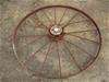 Steel Spoked Wheel