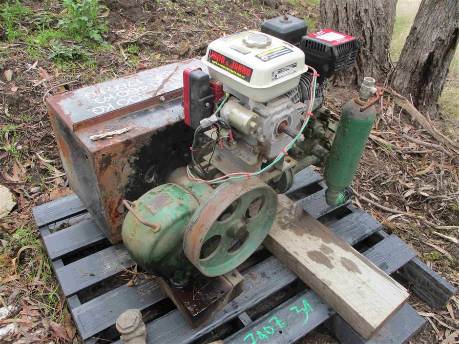 Ajax A-2 Pump