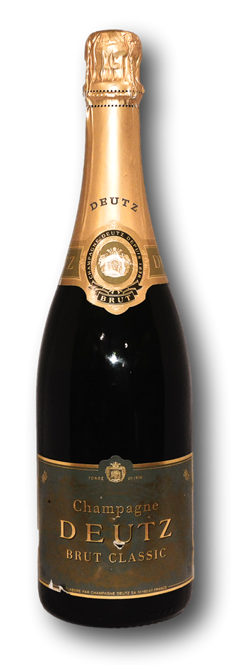 Deutz Brut Classic Champagne NV (1 x 750mL), FRA