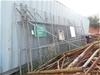 4x Industrial Yard Gates