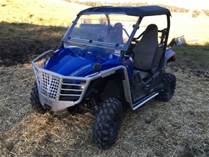 Yamaha Wolverine R Spec 700 4x4 ATV