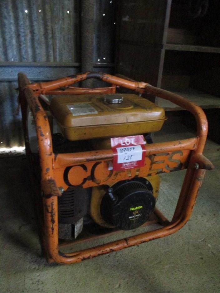 8KVA Petrol Generator