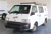 2013 Mitsubishi Express SWB SJ Manual Camper Van