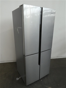 Hisense Stainless Steel 512L French Door