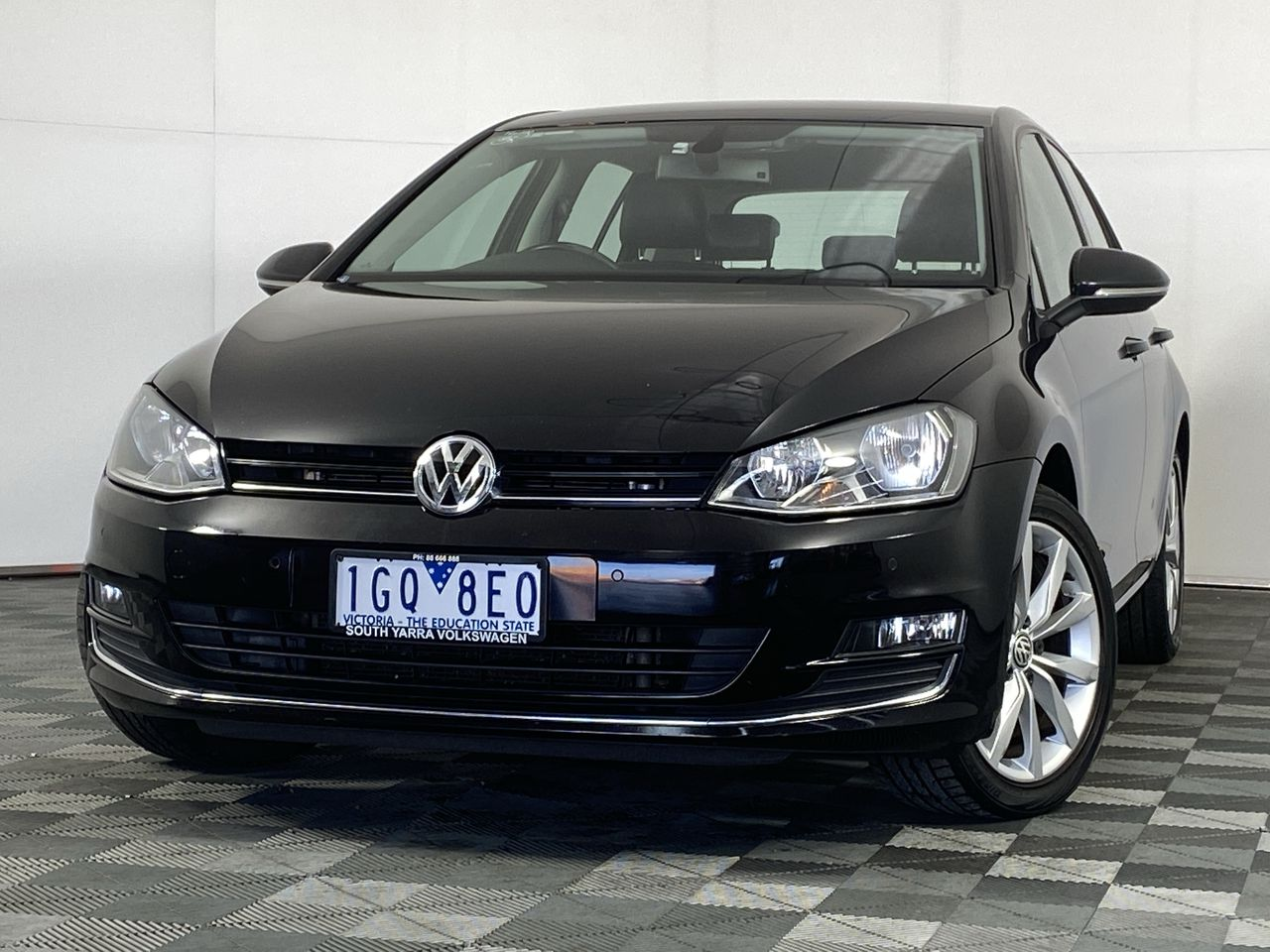 2016 Volkswagen Golf 110TSI HIGHLINE A7 Automatic Hatchback