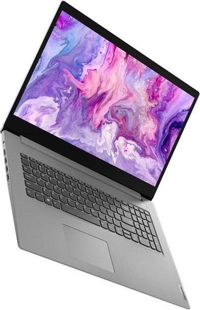 Lenovo IdeaPad 3 15ADA05 15.6-Inch Notebook, Platinum Grey