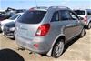 2012 Holden Captiva 5 (FWD) CG II Manual Wagon