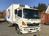 2008 Hino 500 4 x 2 Refrigerated Body Truck
