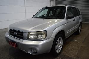 2004 Subaru Forester XS Luxury Manual Wa